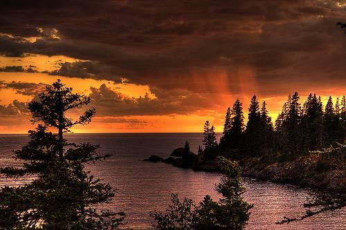 Parque Nacional Isla Real en Michigan
