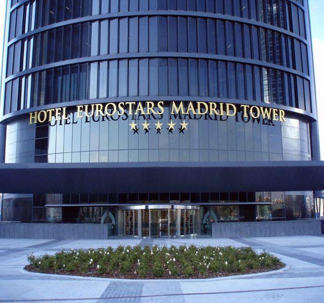 Hoteles 5 estrellas en la ciudad de madrid for Listado hoteles 5 estrellas madrid