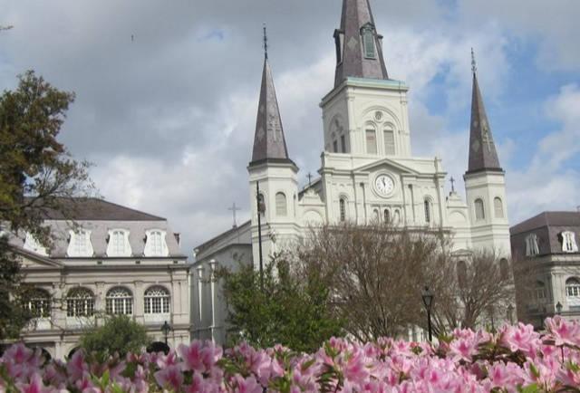 Jackson_Square-New_Orleans_Louisiana_agarrandomaletas