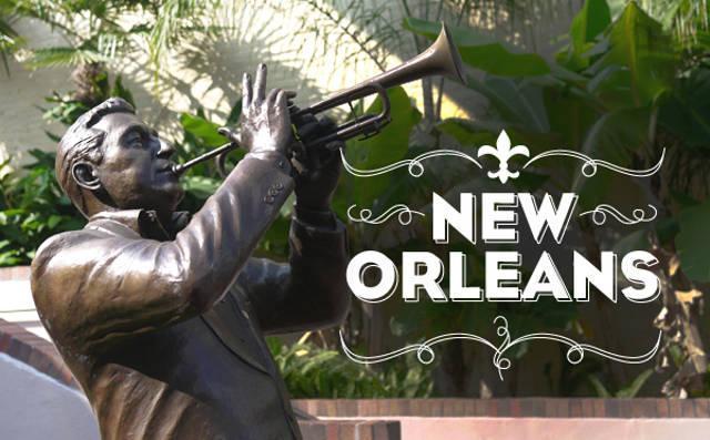 New Orleans y 10 interesantes sitios que ver