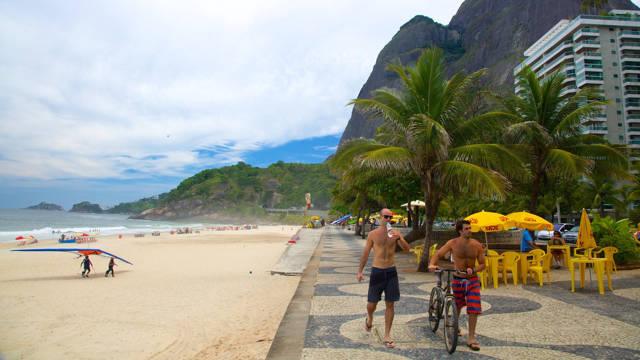 Rio de Janeiro y sus playas