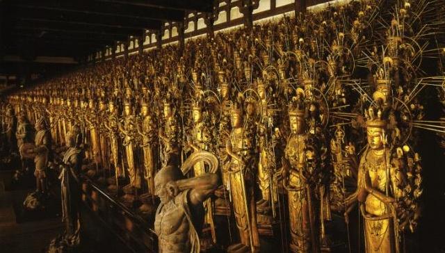Templo Sanjusangendo_agarrandomaletas