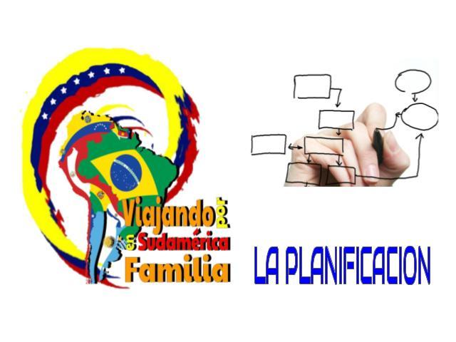 Viajando por Sudamérica en Familia. Planificando la Aventura