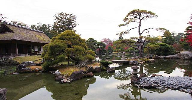 Villa Imperial Shugakuin _agarrandomaletas
