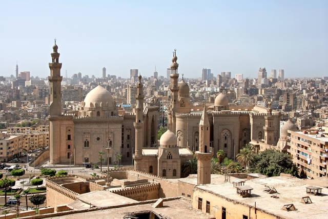 El Cairo #Infografía. Sitios que visitar