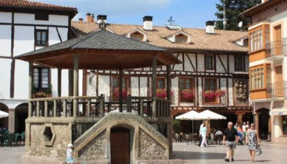 Apartamentos turísticos en Ezcaray para disfrutar de la 'Semana Cultural' de la localidad