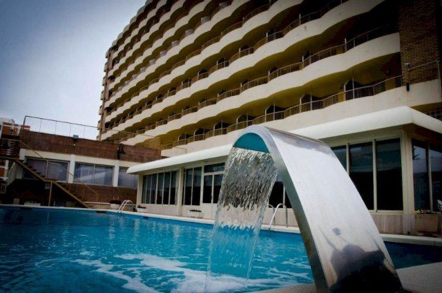 hotel catilla alicante agarrandomaletas
