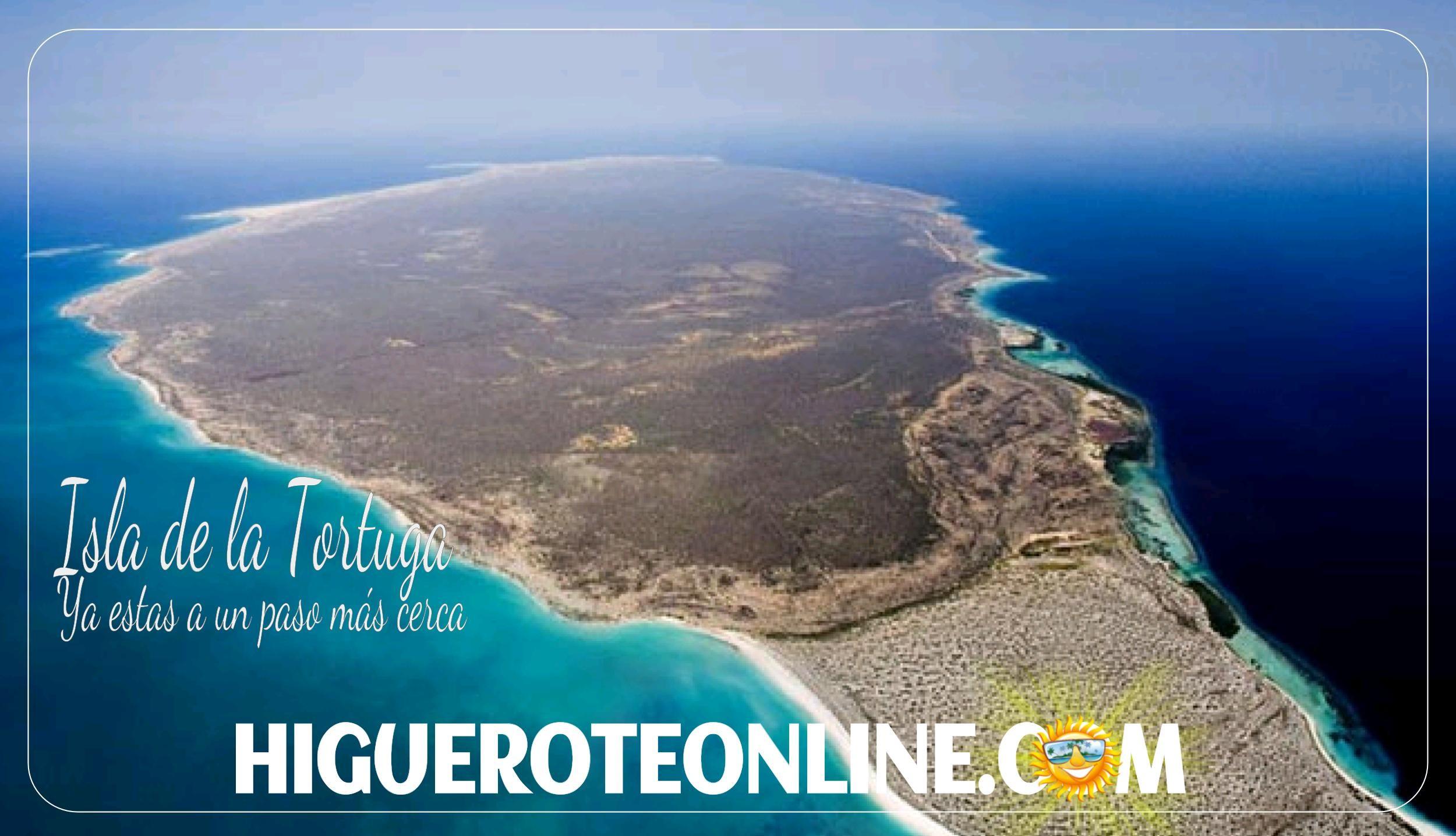 Paquete más económico para Viajar a la Isla de la Tortuga
