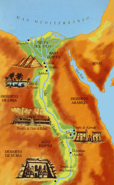 mapa_del_nilo_agarrandomaletas