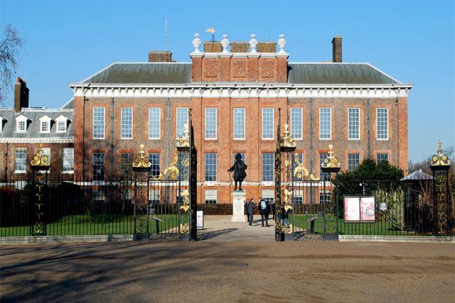 El Palacio de Kensington