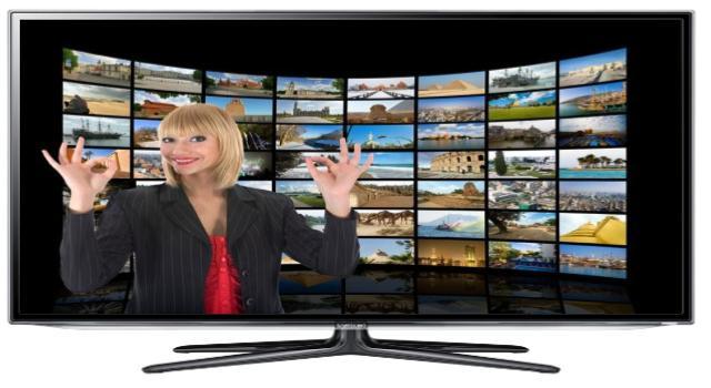 Viaje a través de la televisión