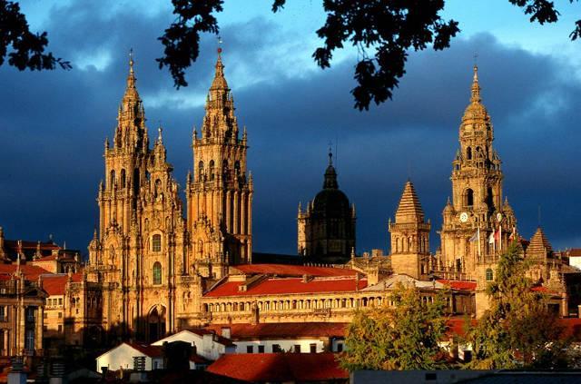 Santiago de Compostela el final del Camino