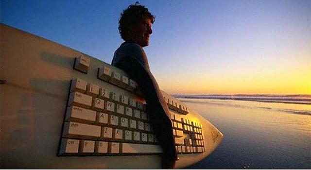 miles de páginas webs disponibles para viajar
