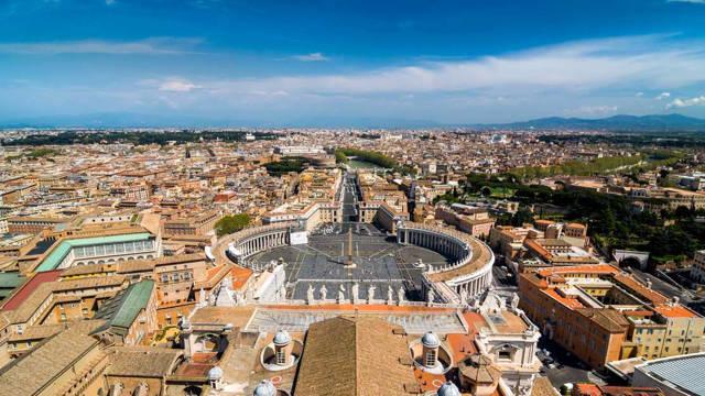 El Vaticano. Que decir sobre el Vaticano