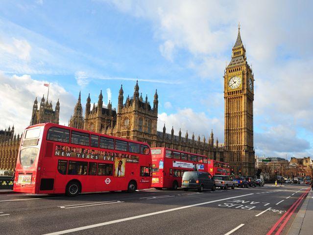 Londres y ahora donde podré dormir